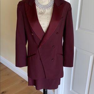 Nicole Miller 2 piece career suit size 10